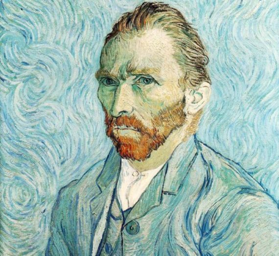 Le détournement de l'Autoportrait de Vincent Van Gogh dans la publicité