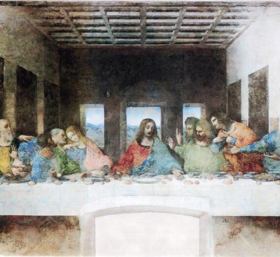 Le détournement de La Cène de Léonard de Vinci dans la publicité