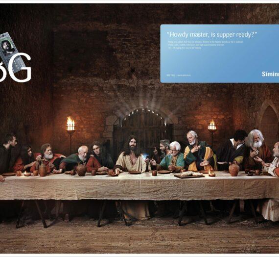 Le détournement des peintures de la Renaissance italienne dans les annonces publicitaires