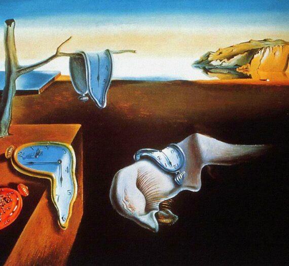 Le détournement de La Persistance de la mémoire de Salvador Dalí dans la publicité