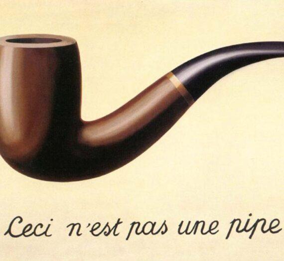 Le détournement de La Trahison des images de René Magritte dans la publicité