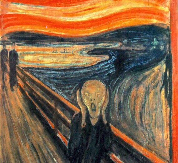 Le détournement du Cri d'Edvard Munch dans la publicité