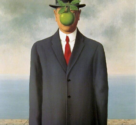 Le détournement du Fils de l'homme de René Magritte dans la publicité