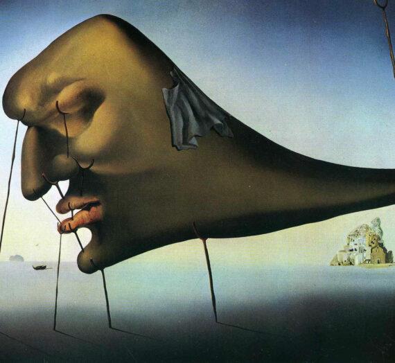 Le détournement du Sommeil de Salvador Dalí dans la publicité